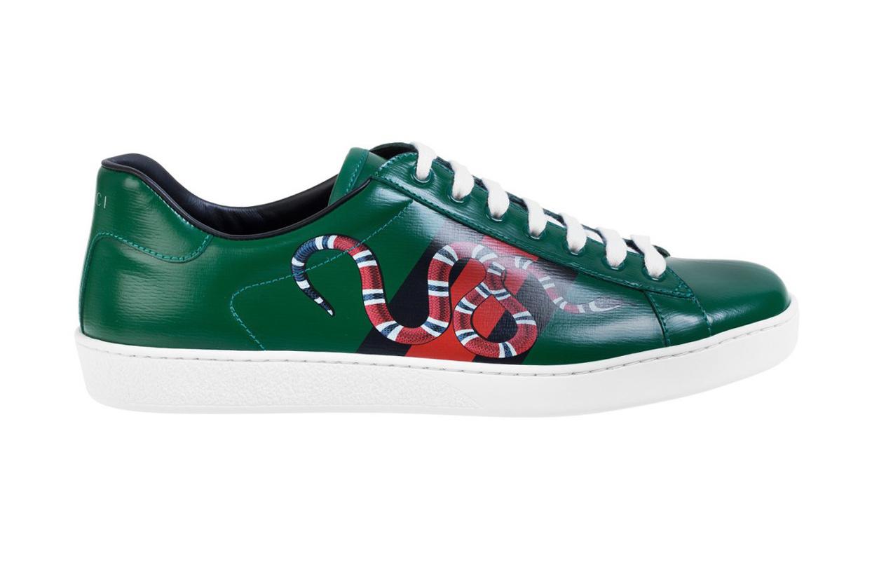 Gucci Fall/Winter 2016 Footwear