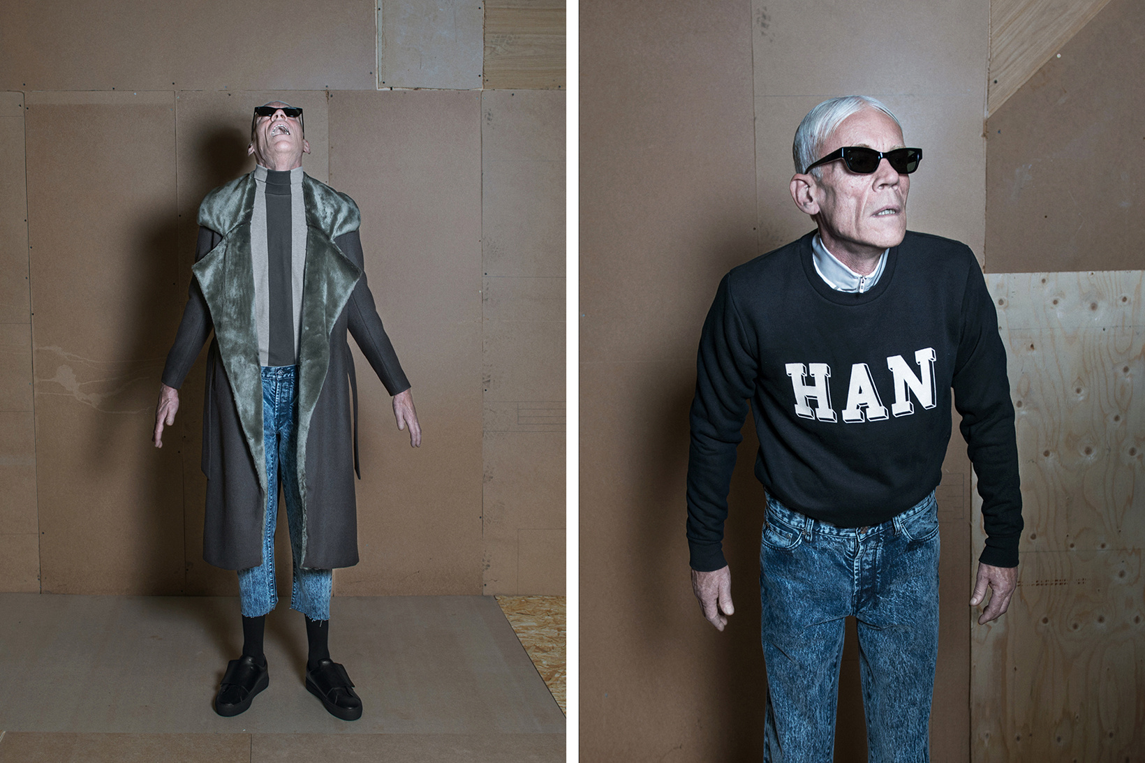 Han Kjøbenhavn Fall/Winter 2016 Lookbook