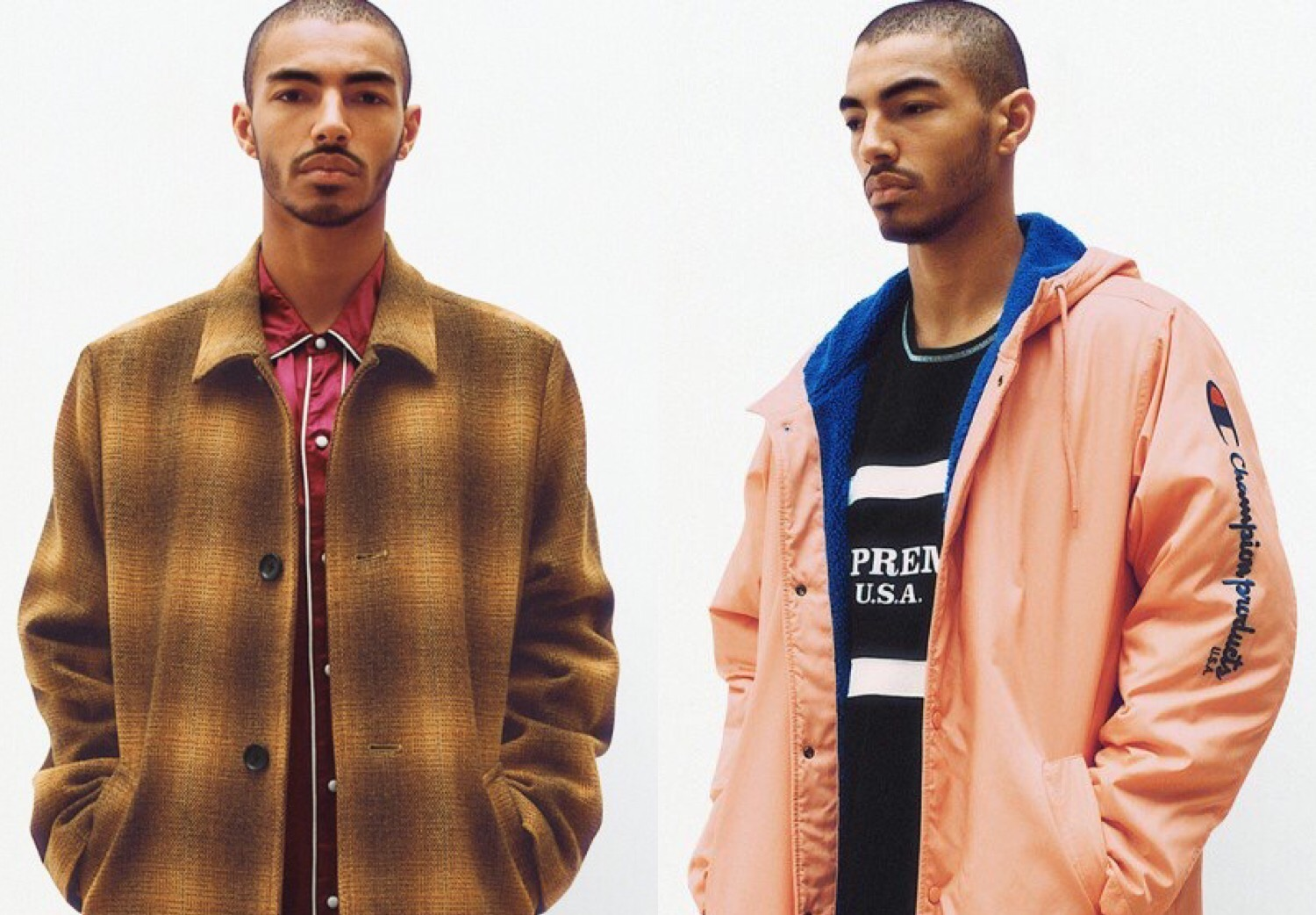 The Supreme Fall/Winter 2016 Lookbook Is Here