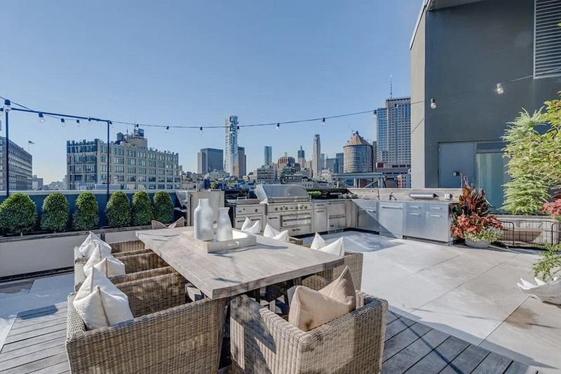 Sneak Peek Of Kim Kardashian's Airbnb Penthouse, New York