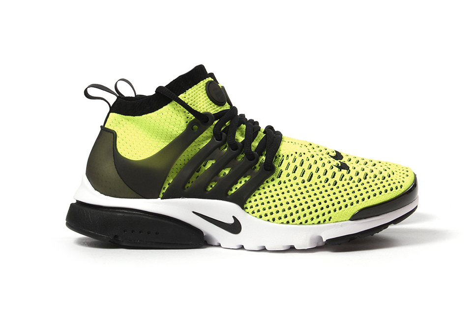 Nike Launches New Air Presto Flyknit Ultra
