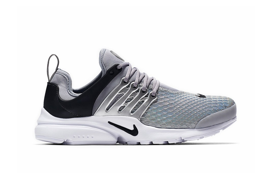 Nike Adds 'Metal Mesh' to Its Air Presto Silhouette
