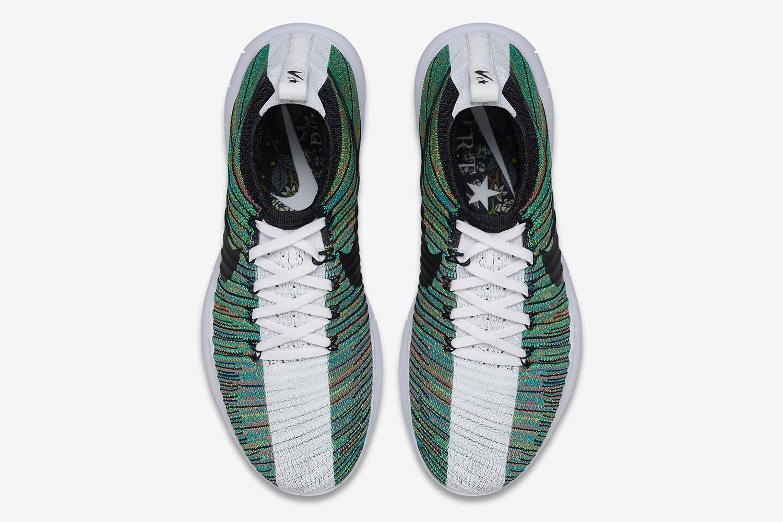 NikeLab x Riccardo Tisci Multicolor Flyknit Sneakers