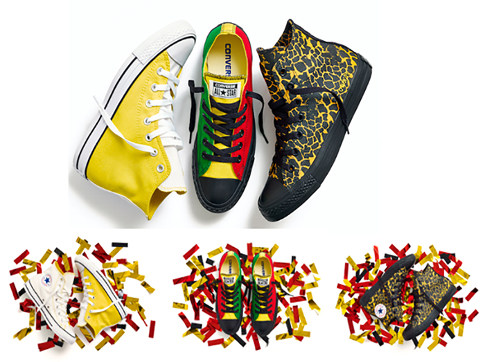 Converse Drop Notting Hill Carnival Edition