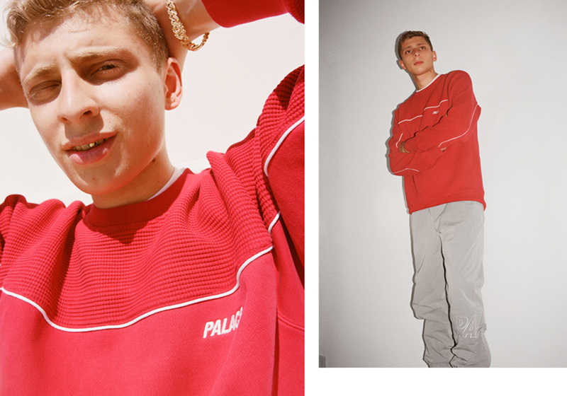 Palace Present Their Fall 2016 Lookbook