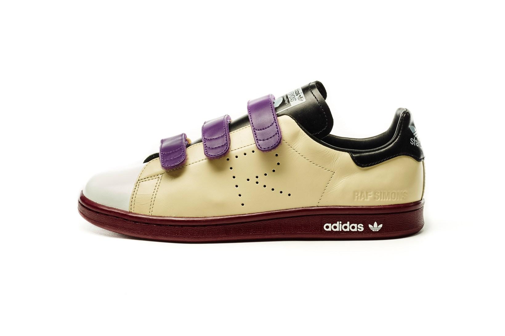 Adidas x Raf Simons Fall/Winter 2016 Footwear Collection