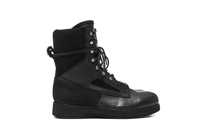 sacai x Hender Scheme Boots For Fall/Winter 2016