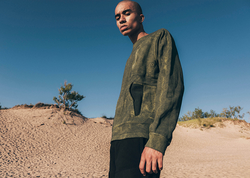 RSVP Gallery x Stone Island: The Editorial