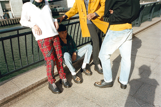 Stüssy x Dr Martens: The Cheetah Print Editions