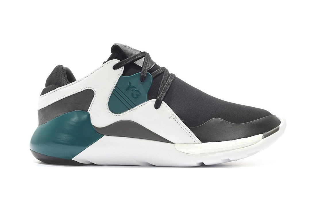 Y-3 QR BOOST Inspired by the EQT Sneakers