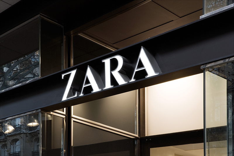 Zara to Close Over 1,000 Retail Locations and Shift Focus to Online Sales