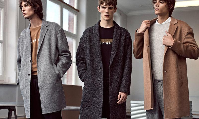 Zara Fall/Winter 2016 Lookbook