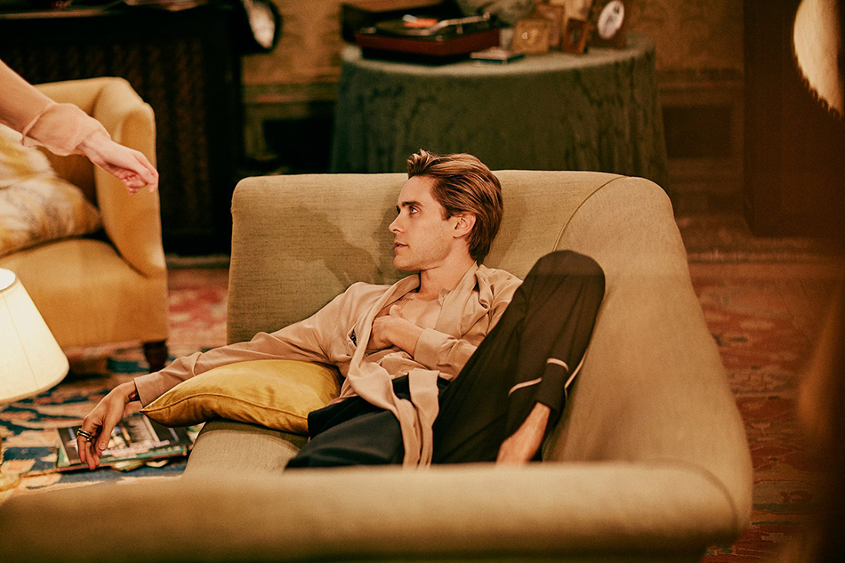 Gucci Guilty 2016 Campaign Featuring Jared Leto