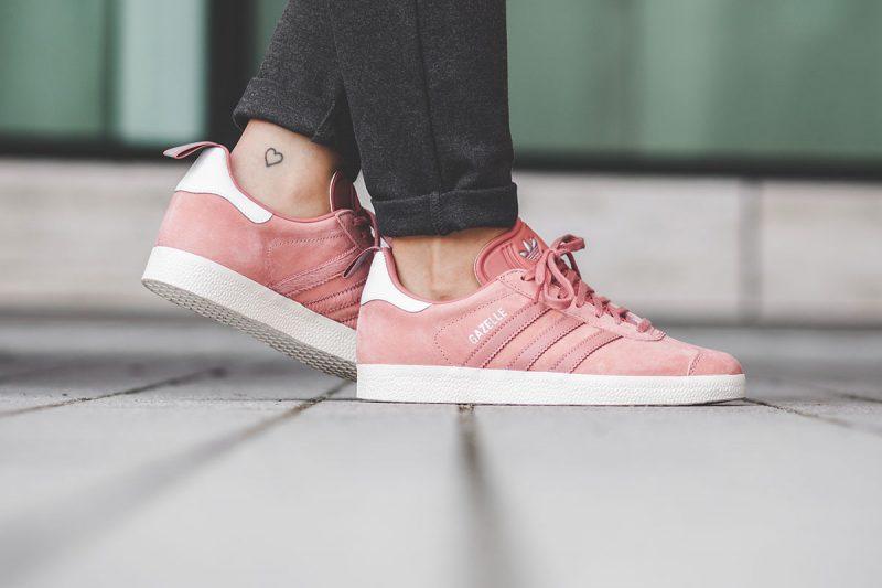 Sneaker Watch: Adidas Gazelle Raw Pink
