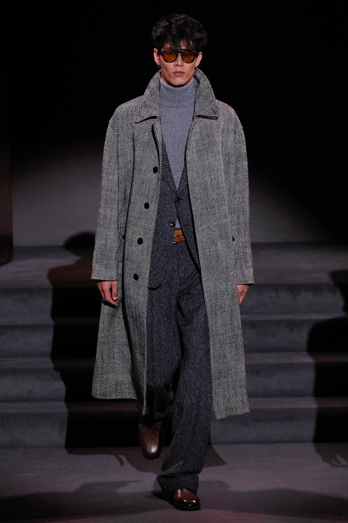 NYFW: Tom Ford Men's Fall/Winter 2016 Collection