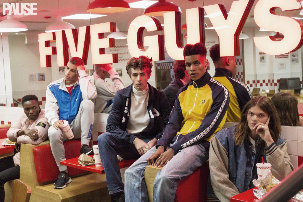 PAUSE Editorial: 5 Guys