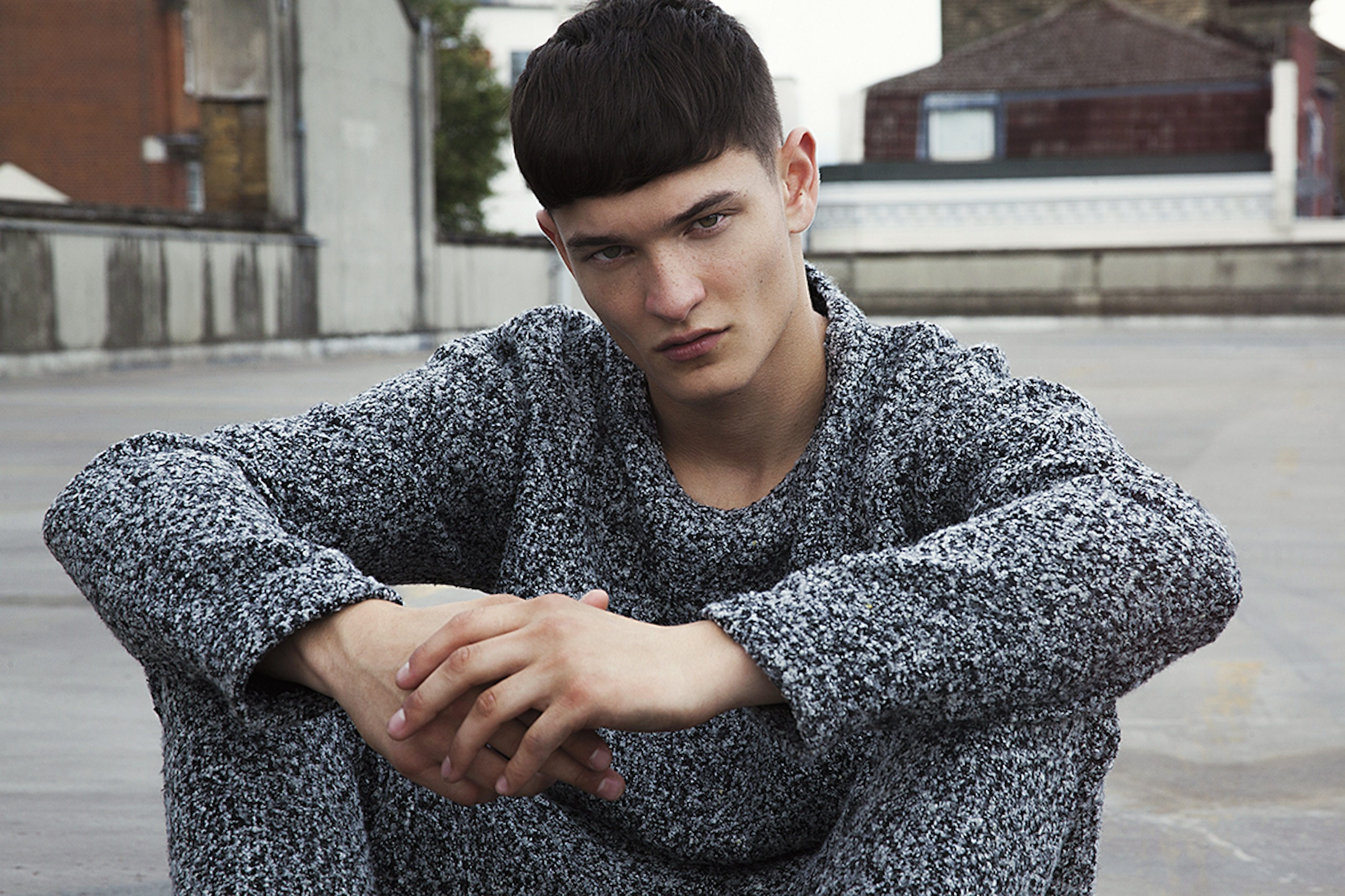 Serge deNimes AW16 Video Campaign