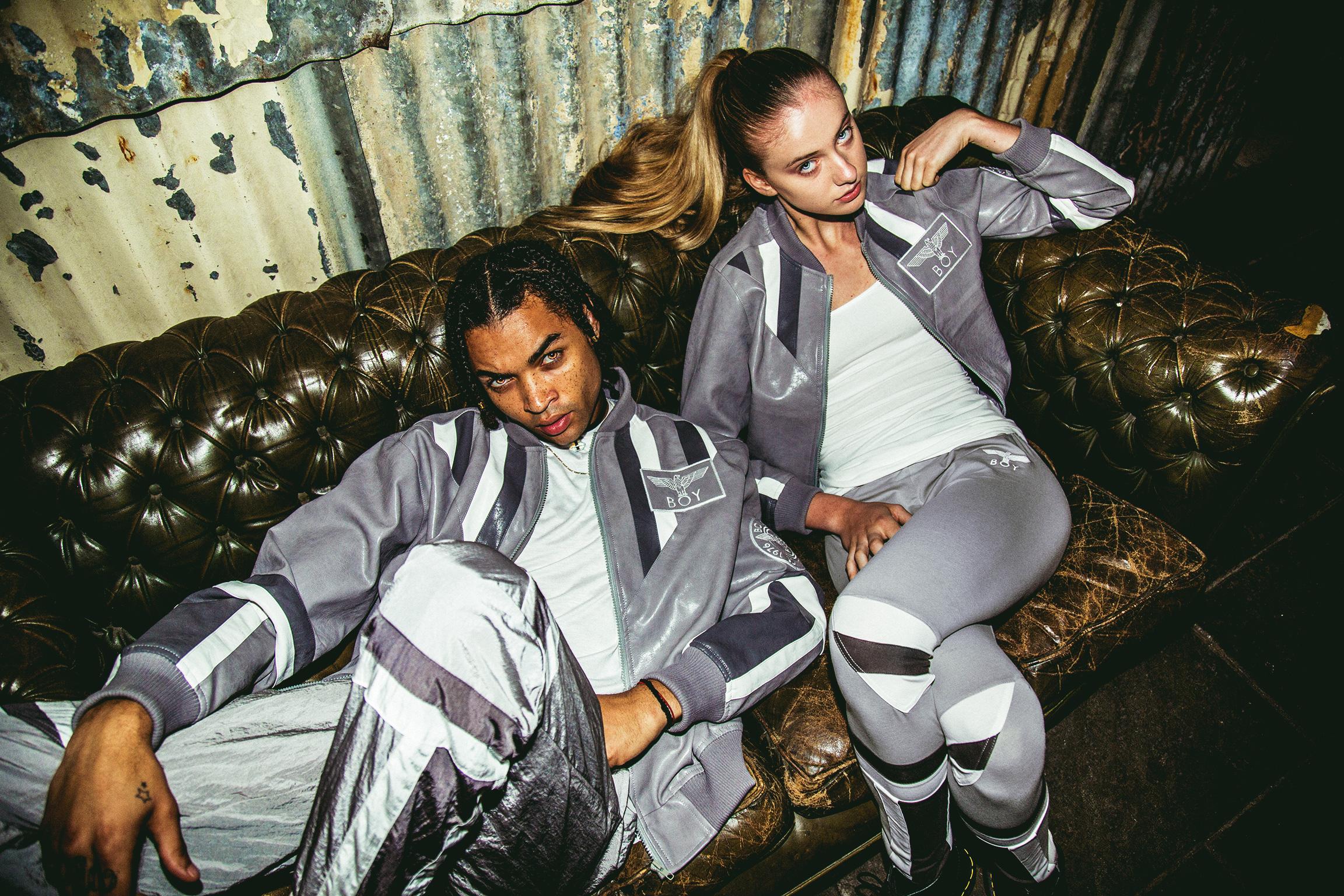 BOY LONDON Retro-Inspired Sportswear Collection