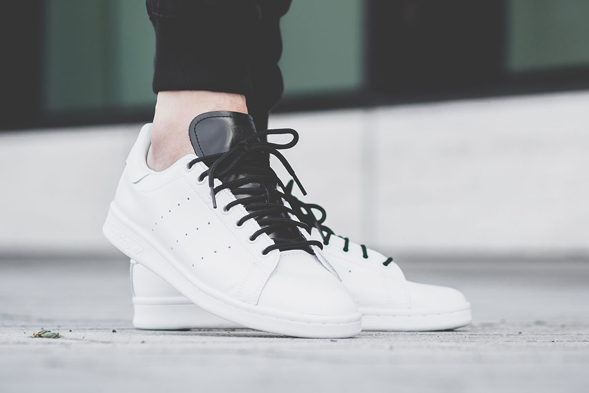 Adidas New Monochrome Stan Smith Sneaker
