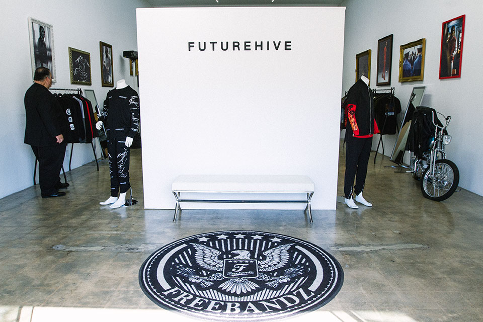"""Future Opens """"Future Hive"""" Pop-Up in Los Angeles"""
