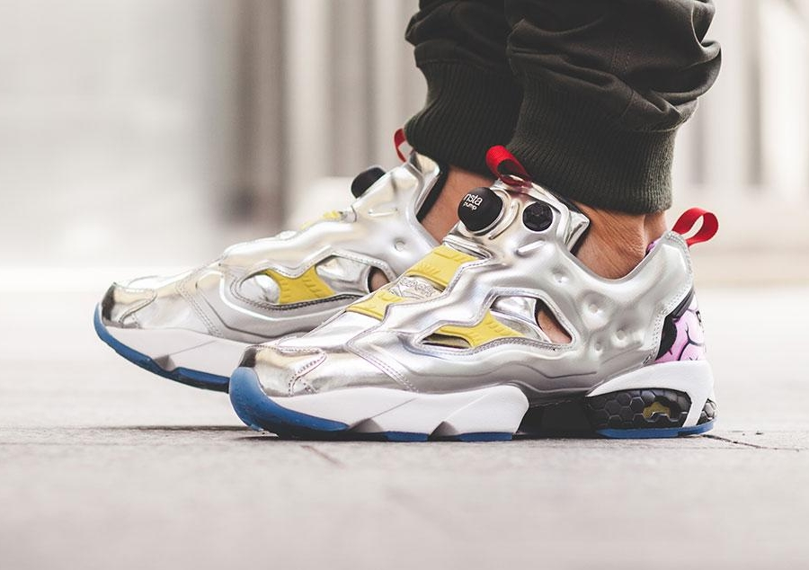 Sneaker Watch: Reebok Instapump Fury OG Villain Pack