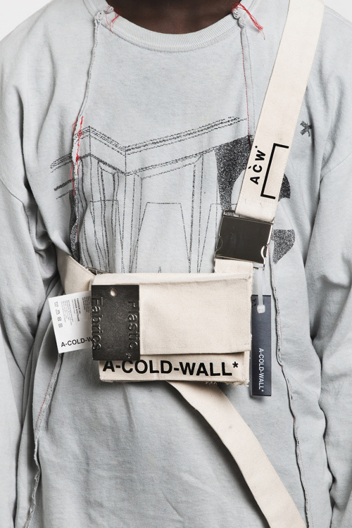 A-COLD-WALL* Presents FW16 Accessories Range