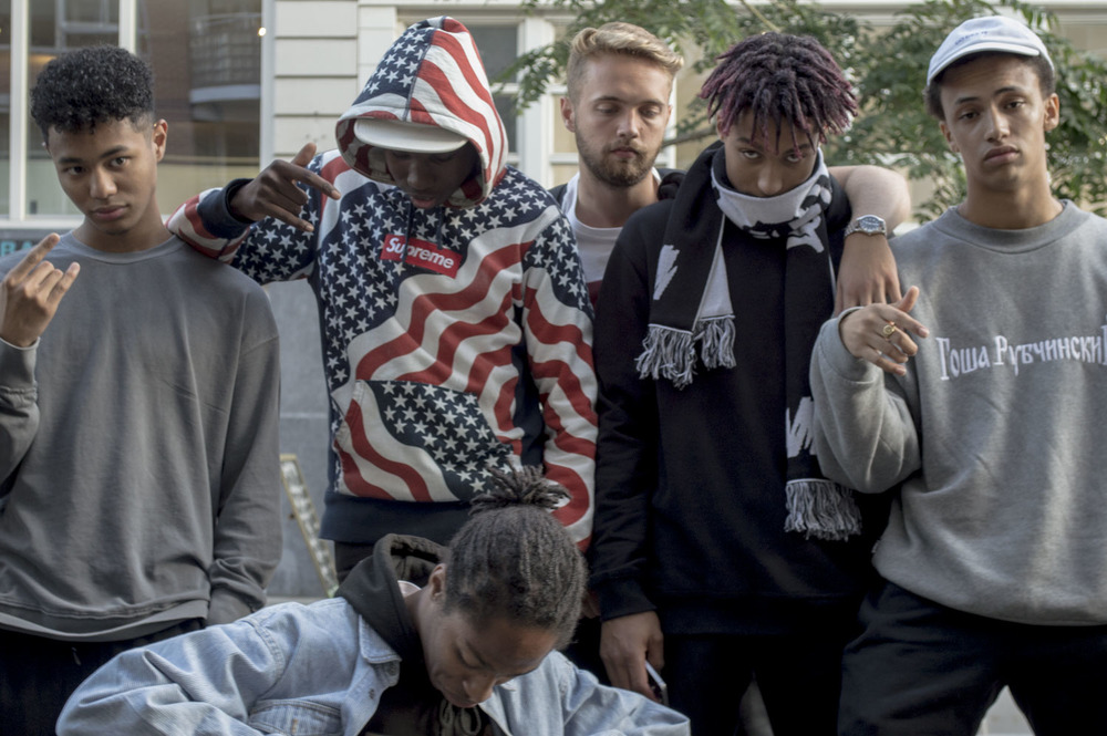 Yeezy V2 Campout Street Style In Rotterdam & Interview
