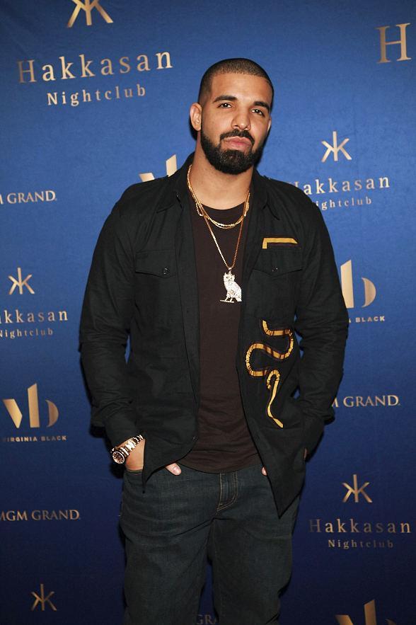 SPOTTED: Drake Rocks Dries Van Noten in Las Vegas