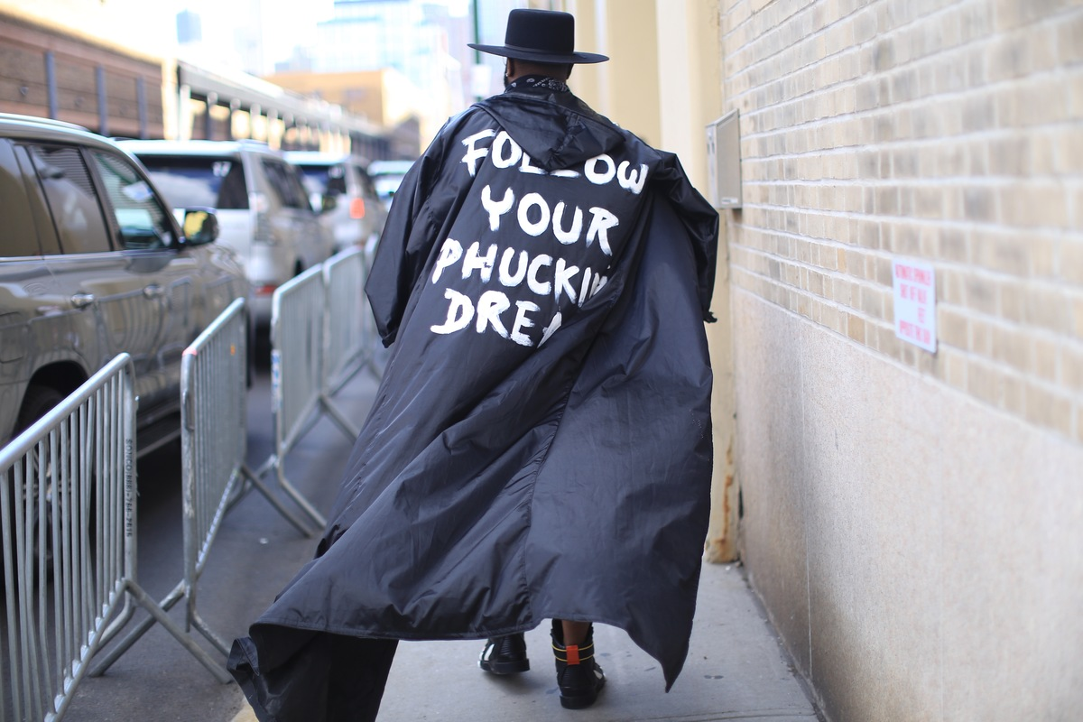 Street Style Shots: New York Fashion Week Part 4