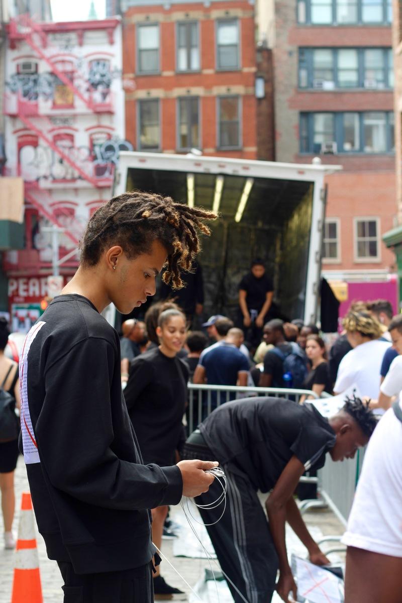 Alexander Wang x adidas Pop-Up Truck Hits London & Tokyo