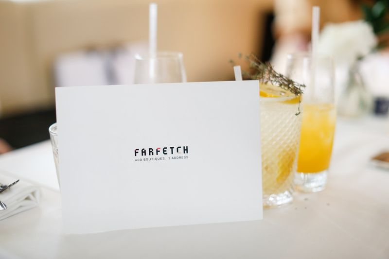 PAUSE Eats Breakfast With Farfetch