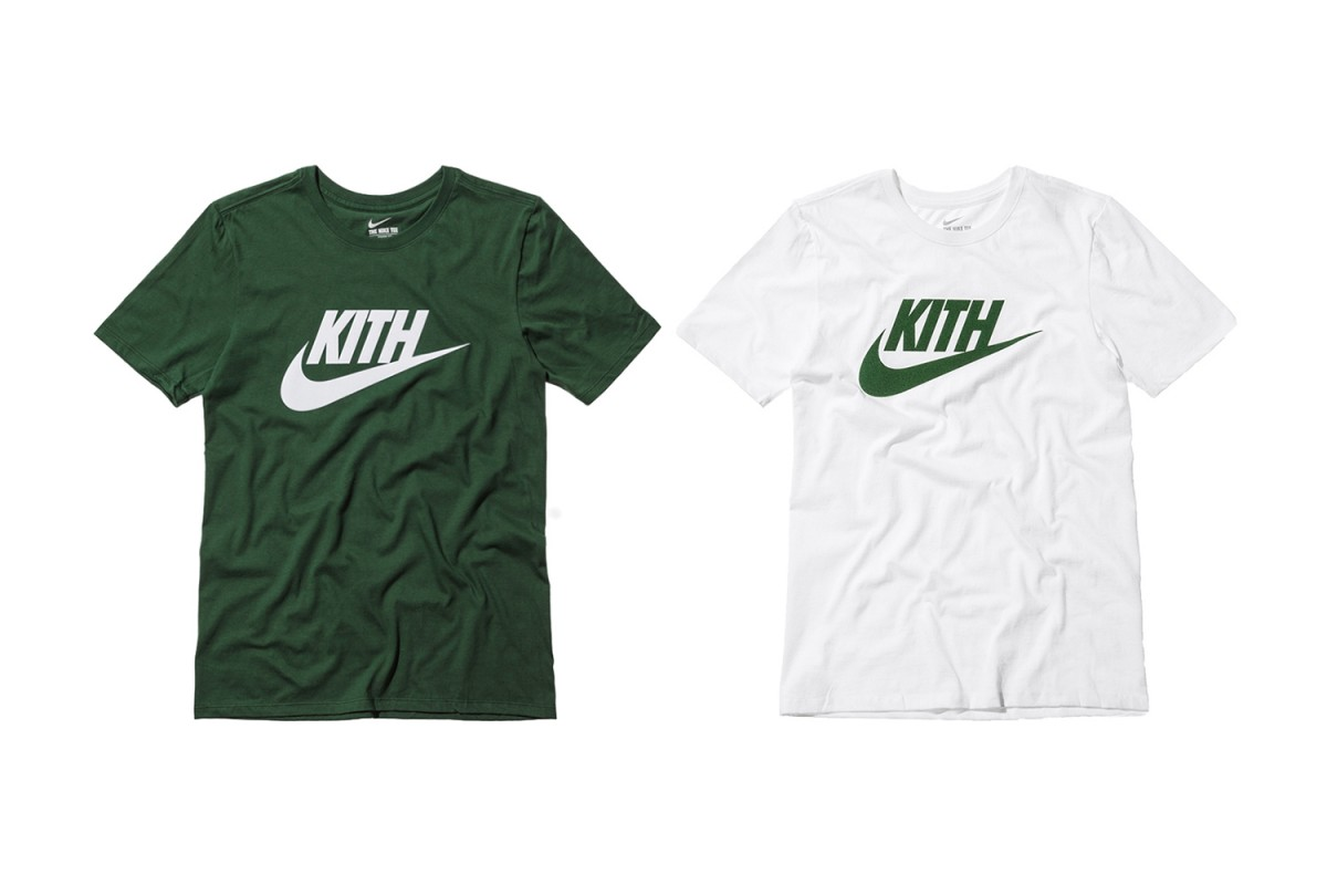 KITH x NIKE Limited Capsule Collection