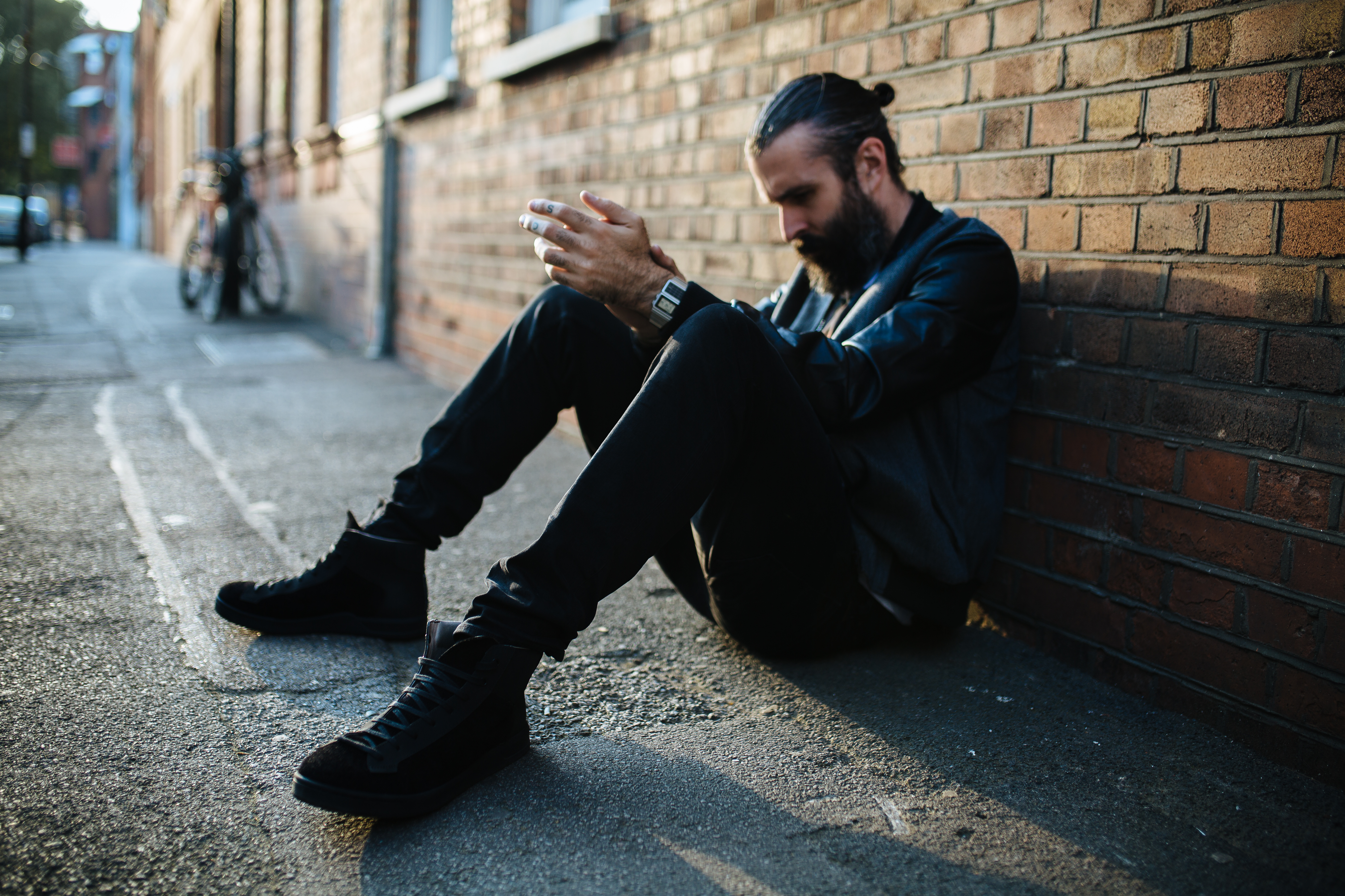 ohw? x Scroobius Pip AW16 Collection