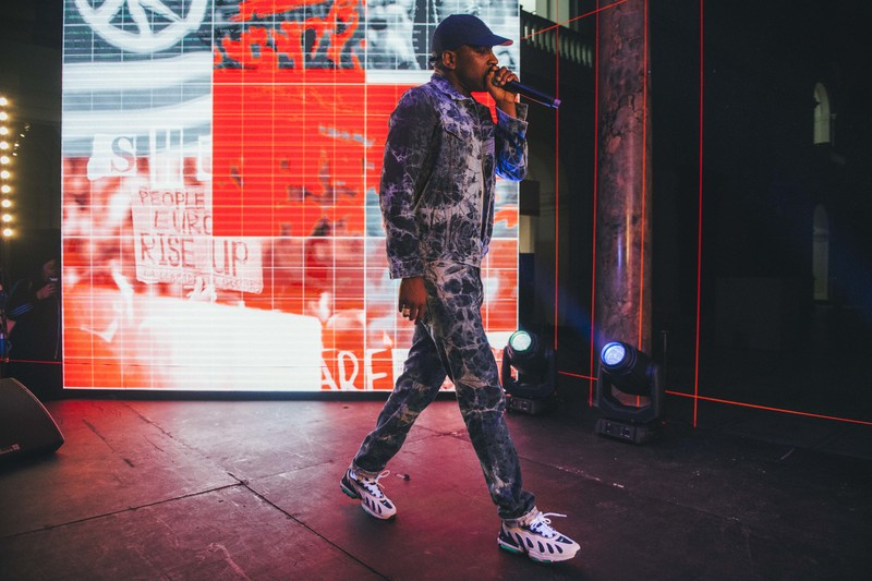 Skepta Joins Forces With Levi's For Music Project Initiative