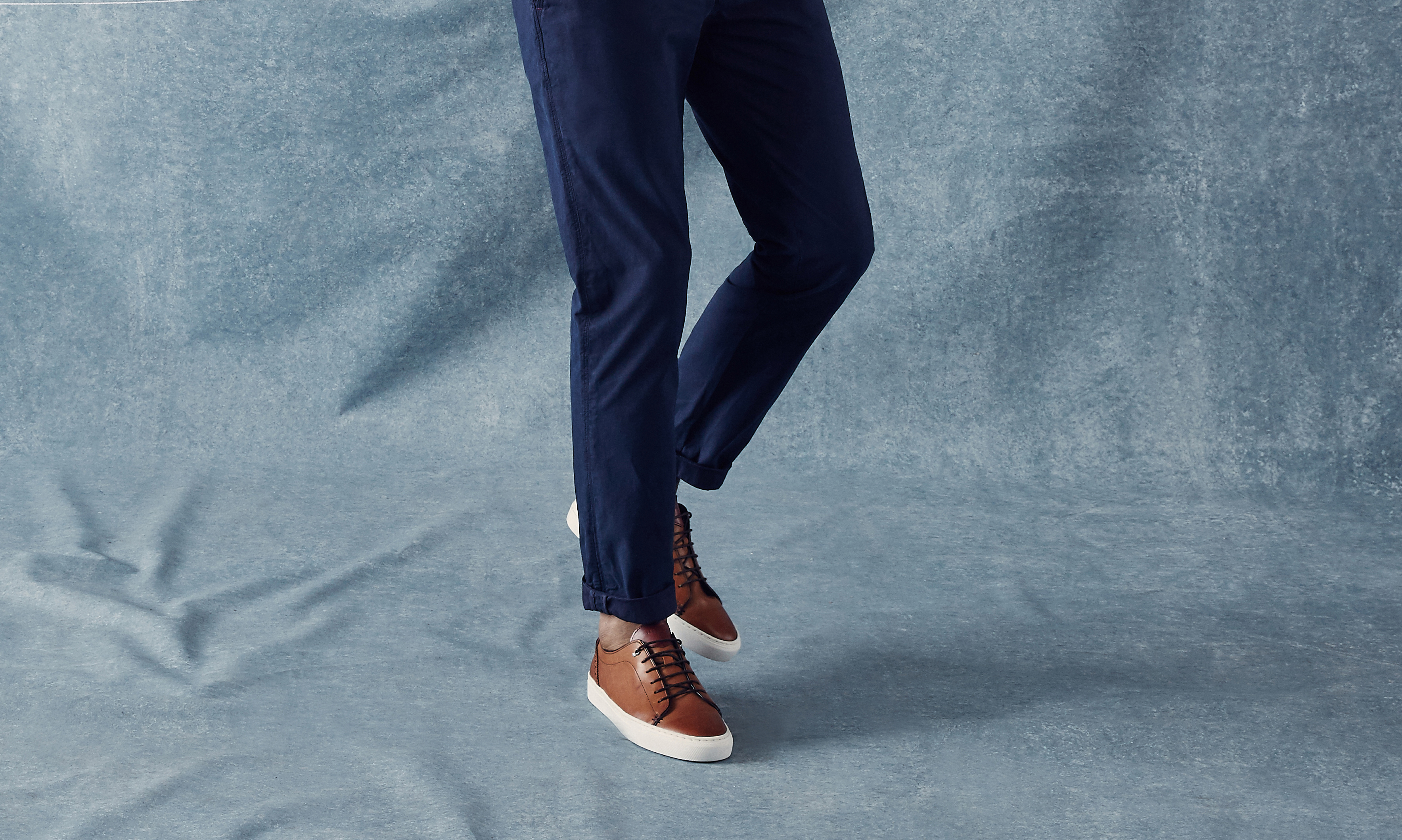 Ted Baker Releases Garment Dyed Collection