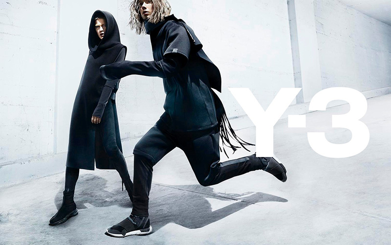 Y-3 Fall/Winter 2016 Campaign