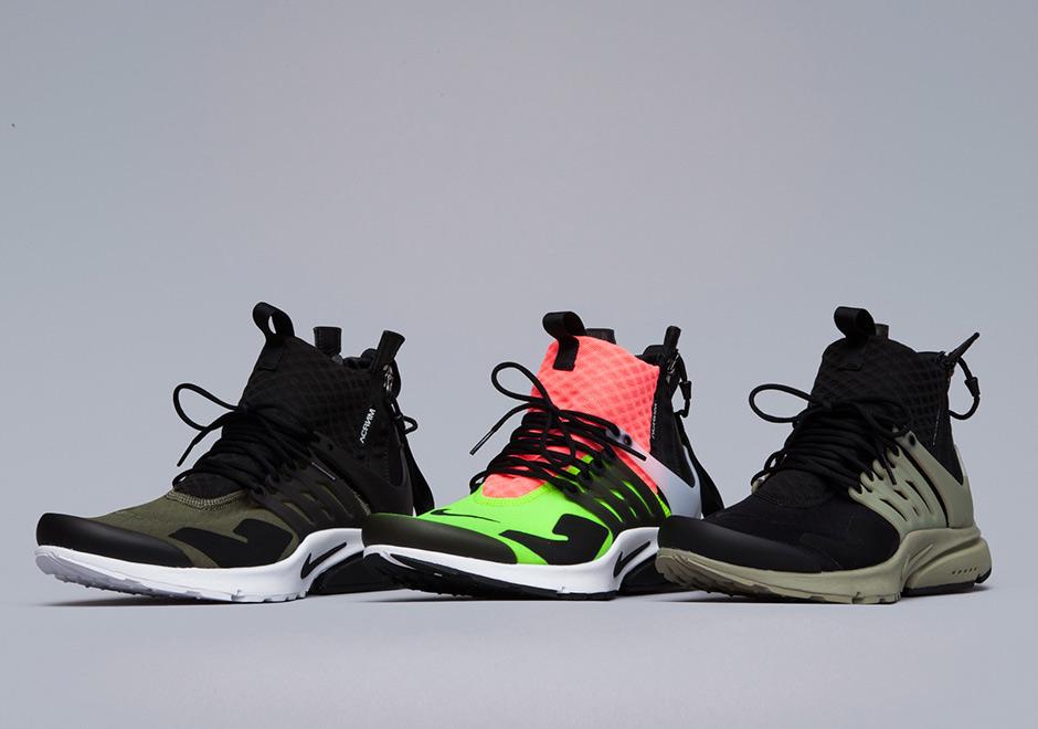 Sneaker Watch: NikeLab X ACRONYM