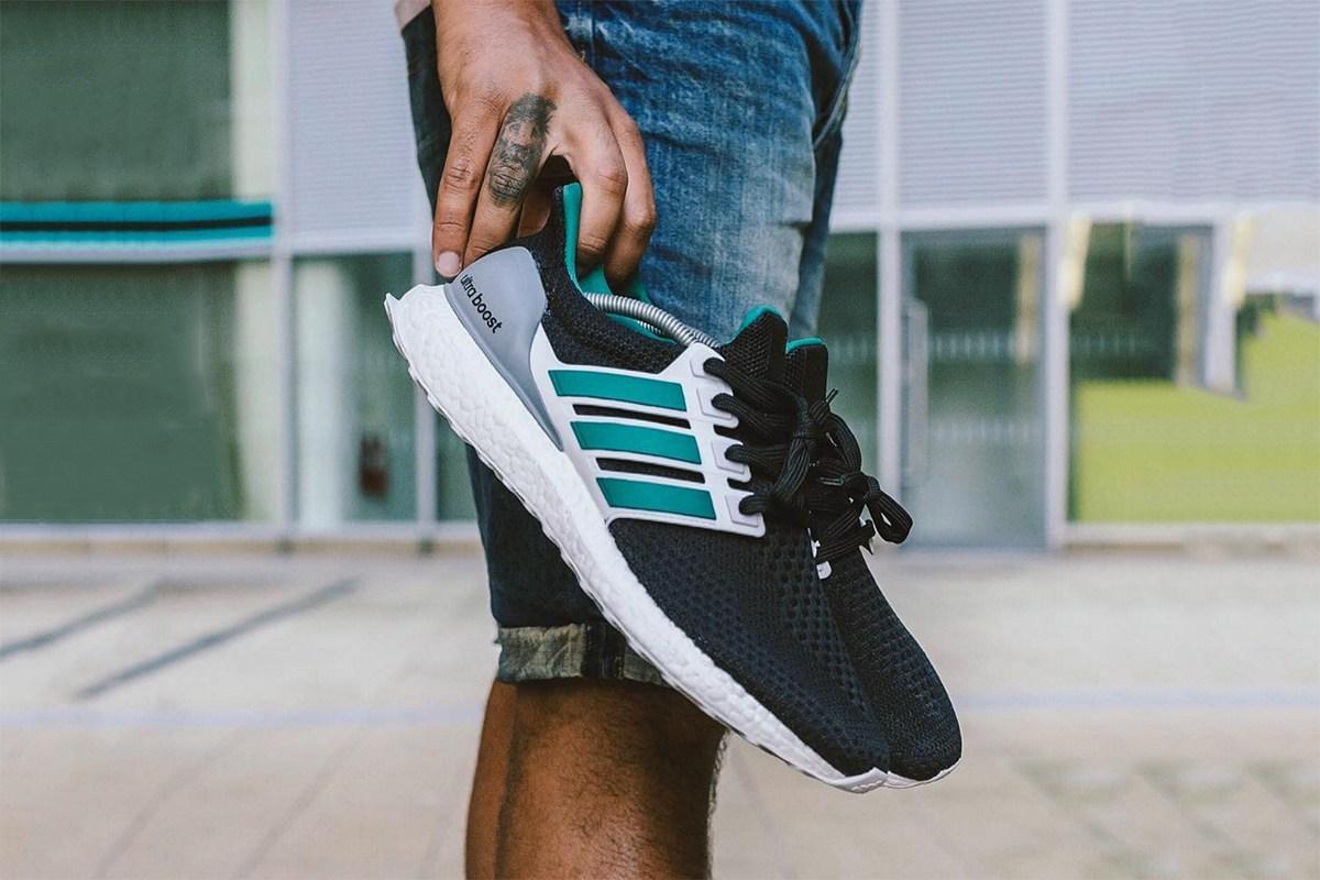 Adidas Ultra Boost Gets A Custom EQT Makeover
