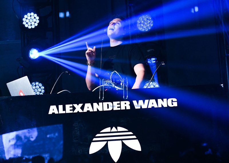 Adidas Originals By Alexander Wang Launch