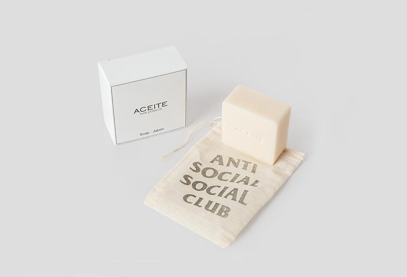 Anti Social Social Club present: a bar of soap?