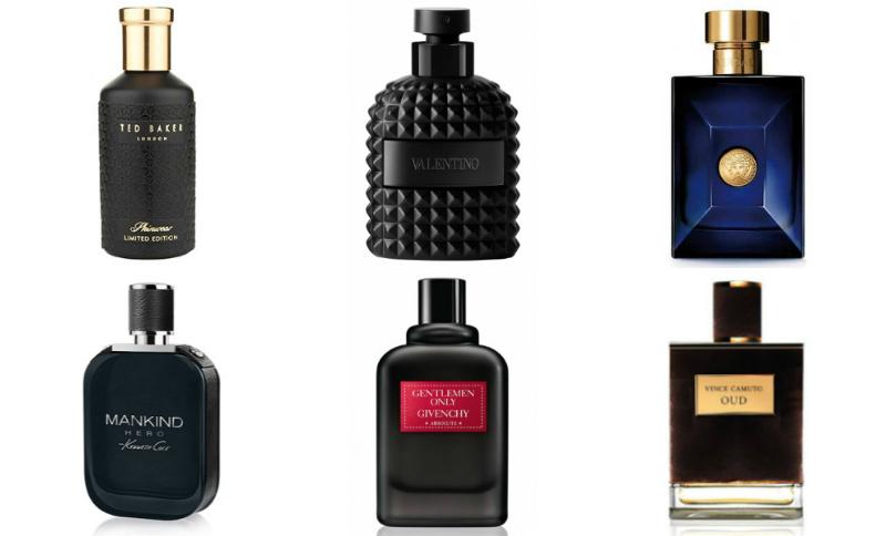 The Best Men's Fragrances for Autumn / Winter 2016