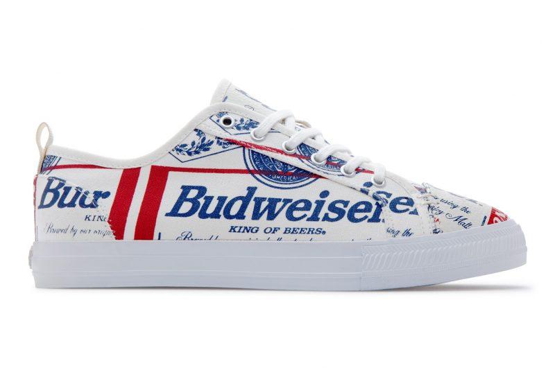 Budweiser x ALIFE Greats' Wilson Sneaker