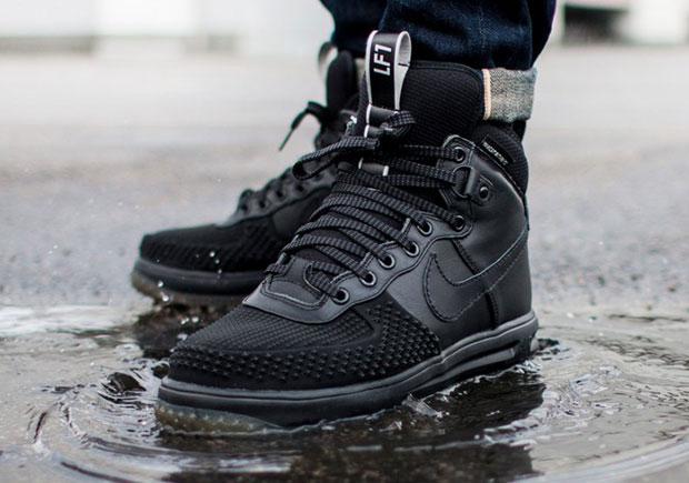 Sneaker Watch: Nike Lunar Force 1 FW16 Duckboot