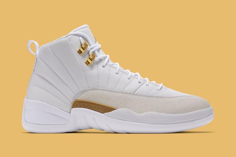 Drake's Air Jordan 12 'OVO' Is Coming Soon