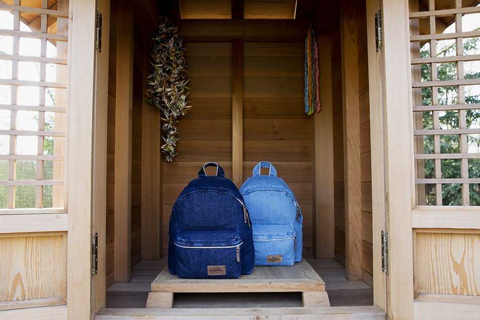 Eastpak Pay Tribute To Japan With Padded Pak'rs