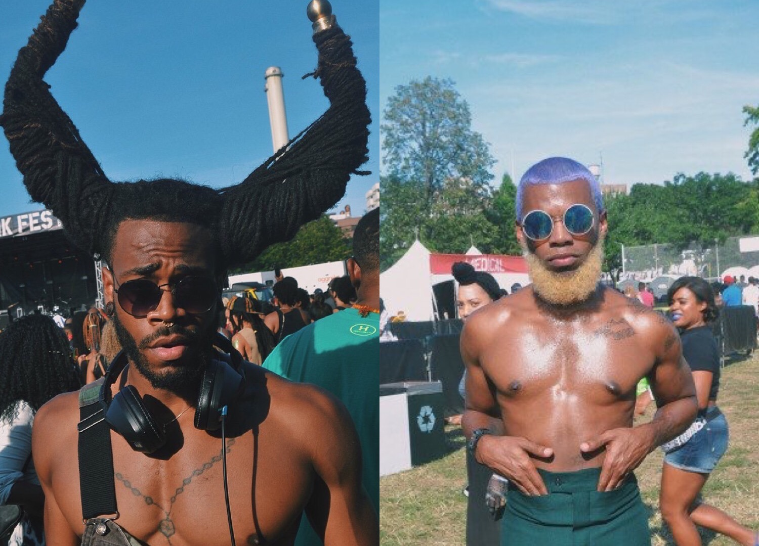 Coming Up: AFROPUNK London 2016 Festival
