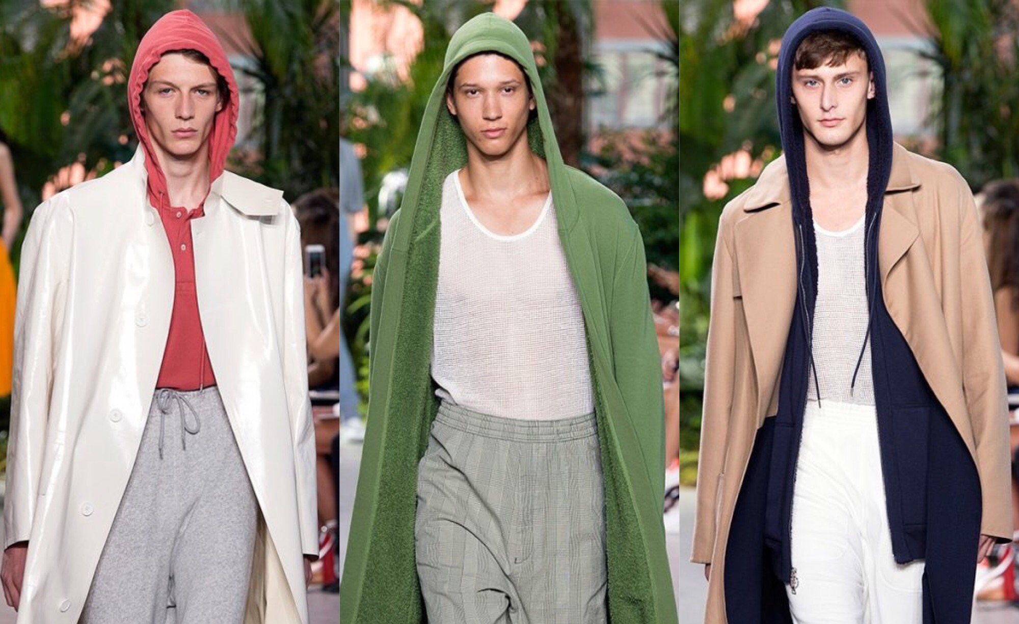 NYFW: Lacoste Spring/Summer 2017 Collection