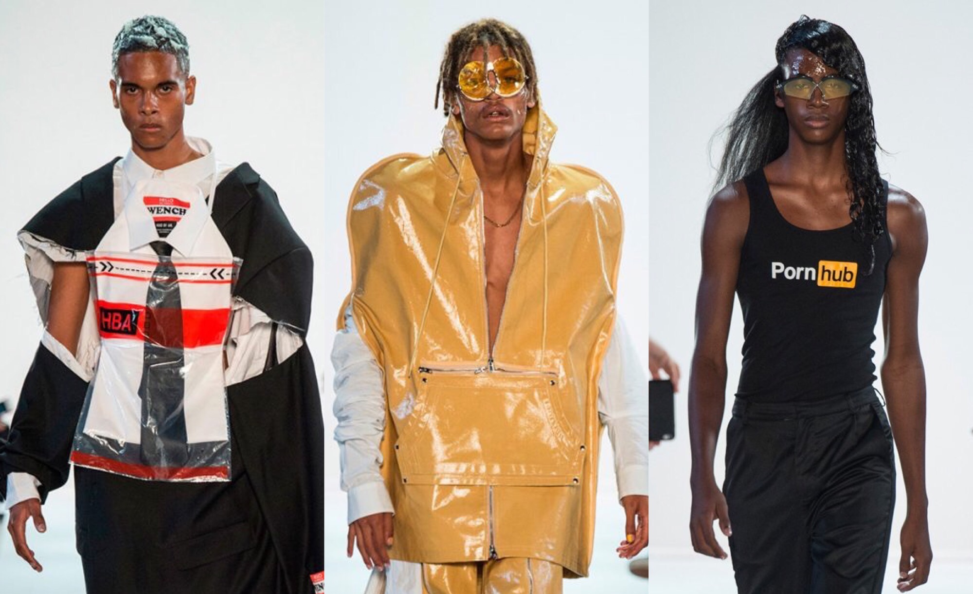 NYFW: Hood By Air Spring/Summer 2017 Collection