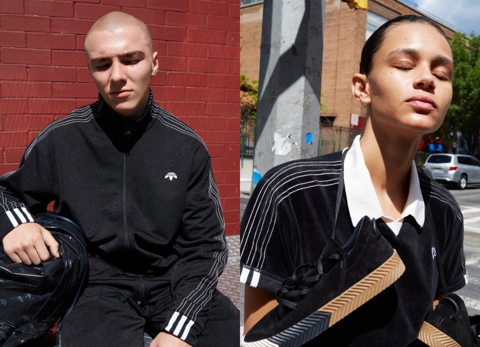 Alexander Wang x Adidas Originals Capsule Collection