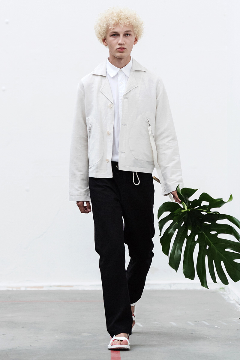 SFW: L'HOMME ROUGE FW16 & SS17 Collection